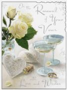 Renewal of Vows Greeting Card